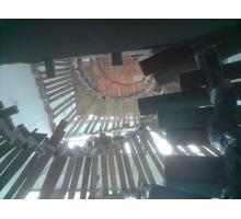 Изготовление лестниц, металлоконструкций, откатных ворот, мебели из массива - Лестницы в Бахчисарае