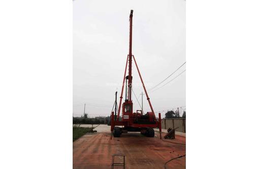 Усиленная сваебойная установка для 16 метровых свай - Грузовые автомобили в Черноморском