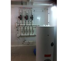 Установка электрокотлов. Монтаж сантехнических систем (отопление, водопровод, канализация) - Газ, отопление в Севастополе