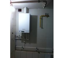 Установка отопительных котлов, монтаж системы отопления, водоснабжения, установка сантехприб в Ялте. - Газ, отопление в Ялте