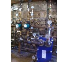 Монтаж ИТП. Установка электро котлов, бойлеров, колонок,. Система отопления любой сложности.. - Газ, отопление в Севастополе