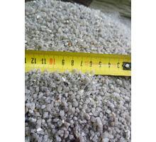 Аквариумный грунт, кварц серого  цвета  1-2,5   мм,   3-8 мм - Аквариумные рыбки в Крыму