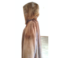 Норковая шуба с капюшоном производство фабрики «FOKOS FURS» (Греция) - Женская одежда в Севастополе
