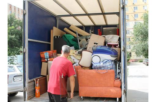 Квартирный переезд.Вывоз мусора.Грузчики - Грузовые перевозки в Феодосии