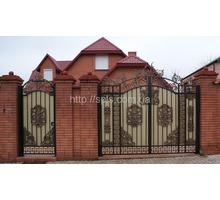 Металлические изделия в декоре из полимера – лучшее решение для вашего дома! - Заборы, ворота в Евпатории