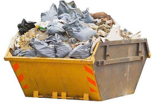 Контейнеры для строительного мусора. - Вывоз мусора в Черноморском