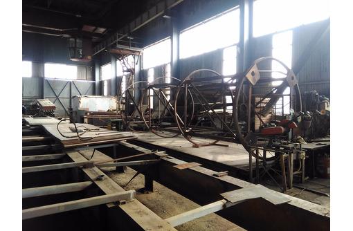 Производство и монтаж металлоконструкций в Крыму и Севастополе. - Металлические конструкции в Севастополе