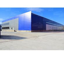 Строительство ангаров, складов, ограждений - Металлические конструкции в Симферополе