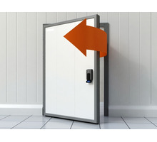 Двери Холодильные для Овощехранилищ Фруктохранилищ. - Продажа в Крыму