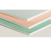 Гипсокартон потолок влагостойкий knauf  2500x1200x9.5 - Листовые материалы в Черноморском