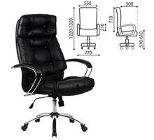 Кресло Метта ЛК-14 рециклированная кожа - Столы / стулья в Севастополе