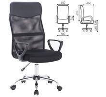 Кресло Брабикс 330 хром сетка - Столы / стулья в Севастополе