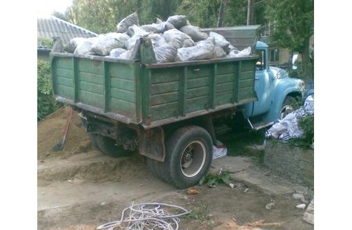 Вывоз строительного мусора , грунта, хлама.. Любые объёмы! - Вывоз мусора в Севастополе