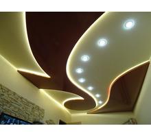Установка натяжных потолков - Натяжные потолки в Евпатории