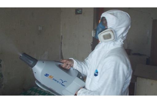 Уничтожение трупного запаха в Форосе. Дезинфекция квартиры после трупа (смерти). Жмите!, фото — «Реклама Фороса»