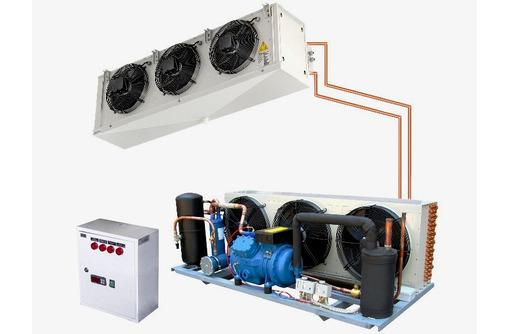 Сплит-система для Морозильных Камер (низкотемпературная), фото — «Реклама Бахчисарая»