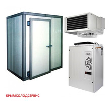 Сплит-система для Мороильной Холодильной Камеры - Продажа в Севастополе