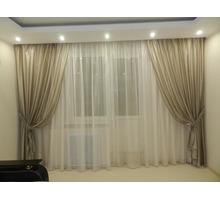 Салон штор из Фуршета на Дарсане переехал на ул.Киевская 60 1 этаж офис №7  большой выбор ткани. - Окна в Ялте