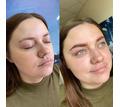 Перманентный макияж бровей (пудровое напыление) - Косметологические услуги, татуаж в Евпатории