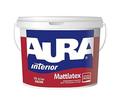 Краска моющаяся для стен и потолков AURA MATTLATEX 9л - Лакокрасочная продукция в Крыму