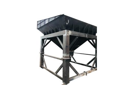 Погрузочный бункер  для передачи сухих сыпучих материалов - Продажа в Севастополе