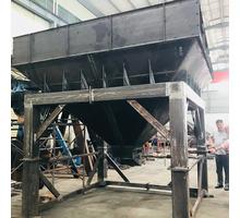 Бункер для сухих сыпучих материалов - Металлические конструкции в Севастополе