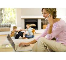 Онлайн-менеджер (представитель компании) - Работа на дому в Алуште