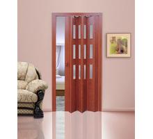Двери межкомнатные пластиковые, двери-гармошки - Межкомнатные двери, перегородки в Алуште