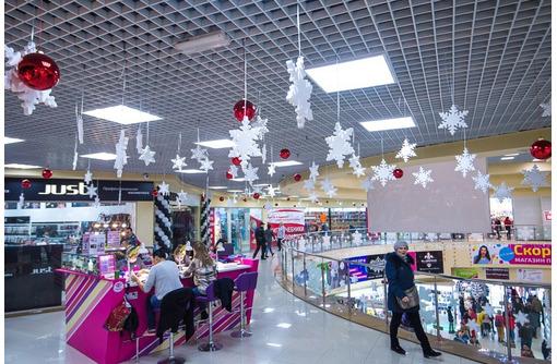 Снежинки, новогодний декор из пенопласта - Новогодний декор в Севастополе