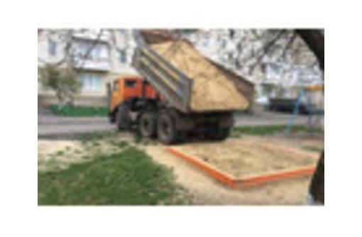 продам песок,щебень,отсев,бут с доставкой, фото — «Реклама Севастополя»