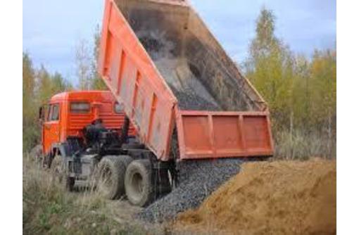 Продам щебень,песок,отсев,бут с доставкой - Сыпучие материалы в Севастополе