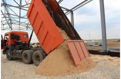 продам отсев,щебень,песок с доставкой - Сыпучие материалы в Севастополе