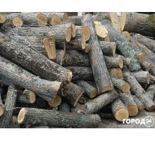 Дрова разных пород деревьев - Твердое топливо в Феодосии