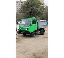 Мультикар доставка сыпучих материалов - Грузовые автомобили в Севастополе