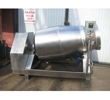Оборудование для мясоперерабатывающих комплексов. Вакуумный Массажер ММ900 - Продажа в Ялте