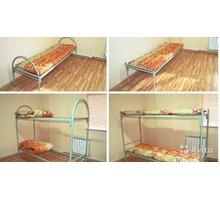 Кровати металлические армейского образца доставка бесплатная по всей области - Мебель для спальни в Джанкое