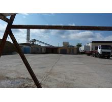 Продается строительно-торговая база в Евпатории, площадь – 8014 кв.м. - Продам в Евпатории