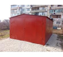 Гараж металлический разборной - Продам в Симферополе