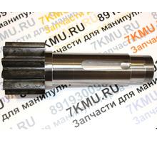 Вал-шестерня для манипулятора Tadano Z300, Z500 - Для малого коммерческого транспорта в Крыму