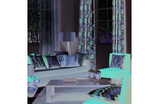 декоративный профессиональный текстиль- шторы, скатерти, чехлы на стулья, фото — «Реклама Севастополя»