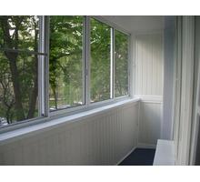 """Остекление, расширение, утепление, отделка балконов и лоджий """"под ключ"""" - Балконы и лоджии в Феодосии"""