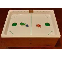 Жуки – футболисты (настольная игра  малая , Green) - Игрушки в Симферополе