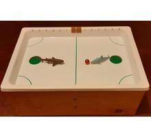 Дельфин против акулы (футбол магнитный настольная игра малая Green) - Игрушки в Симферополе