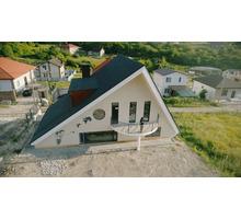 Продам современный коттедж с ремонтом в пригороде Симферополя - Коттеджи в Крыму