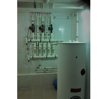 Отопление, теплые полы; водопровод, баки запаса воды, система фильтрации; система водоотведения. - Газ, отопление в Крыму