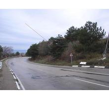 Продам участок - 20 соток земли возле трассы в Алупке - Участки в Алупке