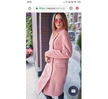 Продам недорого новое утепленное пальто! - Женская одежда в Бахчисарае