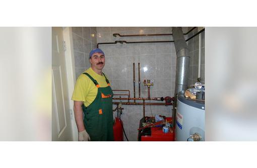 Срочный ремонт газовых колонок, котлов., фото — «Реклама Керчи»
