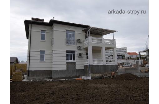 """Строительство домов """"под ключ"""", отделка, кровля, заборы в Севастополе – «Аркада-строй». - Строительные работы в Севастополе"""