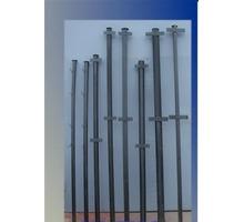 Продаются металлические столбы по низким ценам - Металлы, металлопрокат в Евпатории